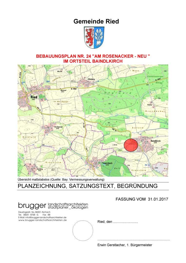 GemeindeRied-Bekanntmachung-Ortsmitte-Ried